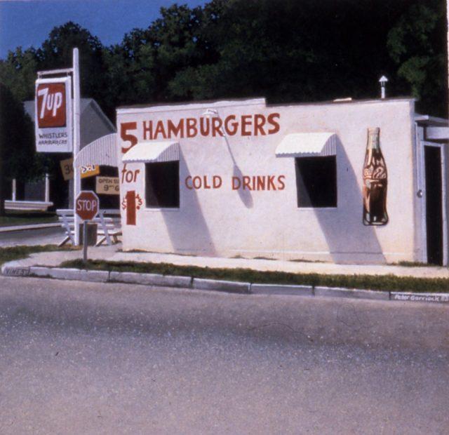 5 Hamburgers