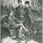 Arrest of Oscar Wilde