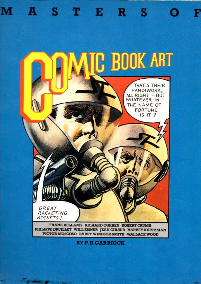 Peter Garriock – Masters of Comic Book Art