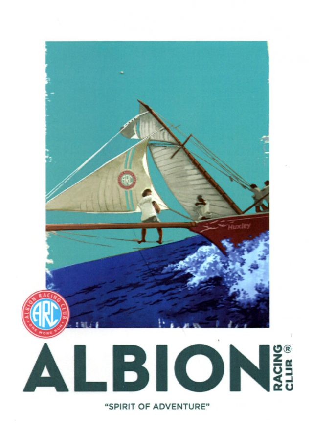Albion Yaught