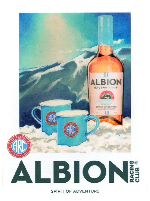 Albion Whiskey