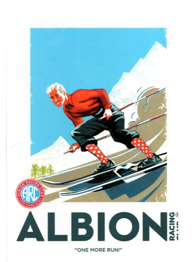 Albion Skier
