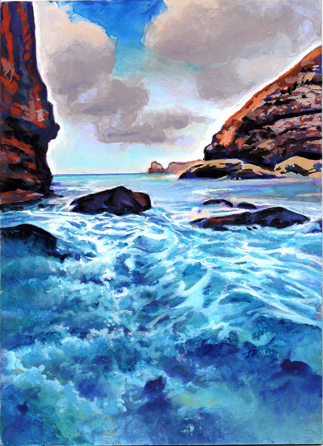 Tintagel Cove